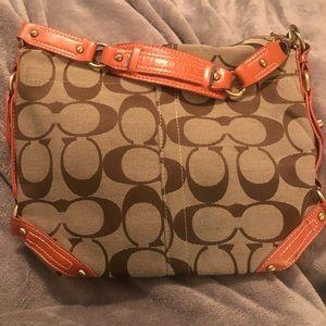 Handbags - authentic coach purse